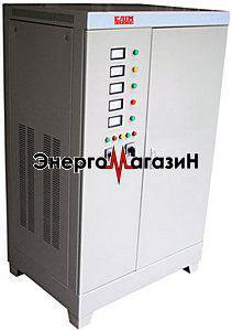 СНА3С-50, трехфазный сервоприводный стабилизатор напряжения