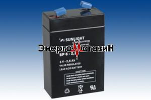 SunLight SPa6-2.5
