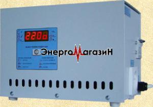 НОНС-7500 BREEZE, однофазный симисторный стабилизатор напряжения