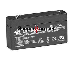 BB Battery BP1.2-6