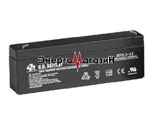 BB Battery BP2.3-12