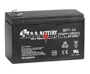 BB Battery BP7.2-12