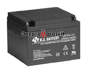 BB Battery BP26-12
