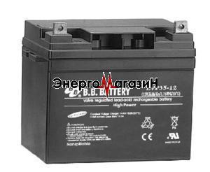 BB Battery EVP35-12