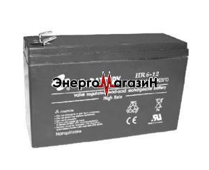 BB Battery HR6-12