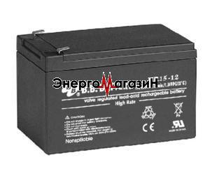 BB Battery HR15-12