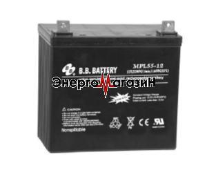 BB Battery MPL55-12