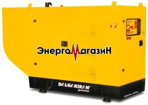 Dalgakiran DJ 305 VP в шумоизолирующем кожухе
