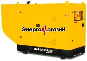 Dalgakiran DJ 450 VP в шумоизолирующем кожухе