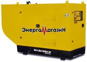 Dalgakiran DJ 33 PR в шумоизолирующем кожухе