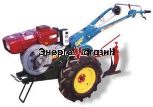 Мотоблок дизельный ZIRKA SH-61 (c электростартером)