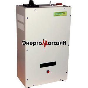 CONSTANTA 12 Lite СНCO-9000 однофазный симисторный стабилизатор напряжения