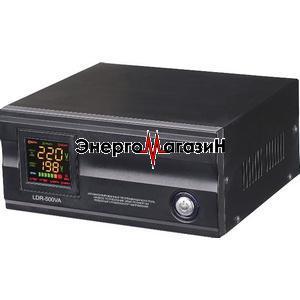 Luxeon LDR-500 однофазный релейный стабилизатор