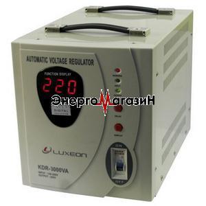 Luxeon KDR-3000 однофазный релейный стабилизатор