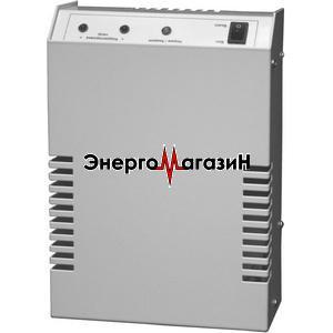 SinPro СН-1500пт однофазный релейный стабилизатор напряжения повышенной точности