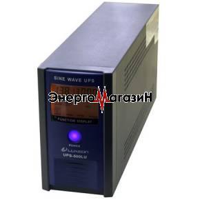 ИБП для котла UPS-500LU line-interactive c правильной синусоидой