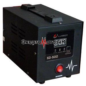 Luxeon SD-500 однофазный релейный стабилизатор