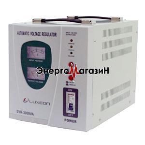 Luxeon SMR-3000 однофазный релейный стабилизатор