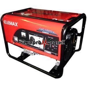 Газовый генератор SHG5000EX