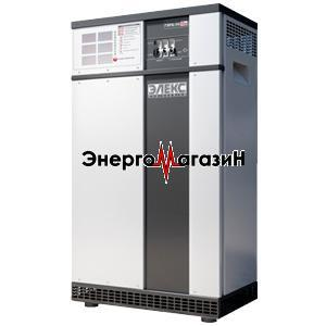 Герц М36-3/50А (3x11000), трехфазный симисторный стабилизатор напряжения