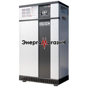 Герц М36-3/125А (3x27500), трехфазный симисторный стабилизатор напряжения