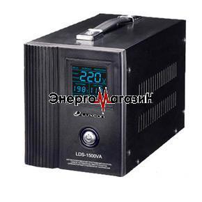 Luxeon LDS-1500 сервоприводный однофазный стабилизатор напряжения