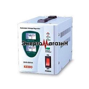 KEBO SVR-500VA однофазный релейный стабилизатор
