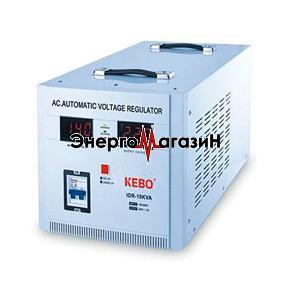 KEBO IDR-10000VA однофазный cервоприводный стабилизатор, промышленный