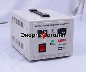 KEBO MDR-500VA однофазный cервоприводный стабилизатор