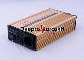 KEBO IPS-500С Инвертор 12 220 (с зарядным устройством)