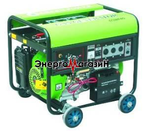 Газогенератор Green-Power (Universal) CC5000-NG/LPG