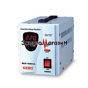 KEBO SDR-500VA однофазный релейный стабилизатор