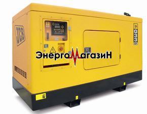 JCB G33QX, дизельный генератор