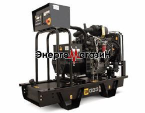 JCB G33X, дизельный генератор