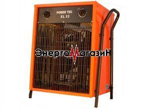 Power Tec EL22, электрический обогреватель
