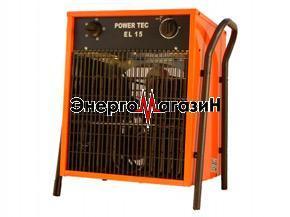 Power Tec EL15, электрический обогреватель