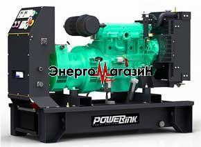 Дизель-генератор POWER LINK GMP130C (Cummins) трехфазный