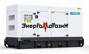 Дизель-генератор POWER LINK GMS250CS (Cummins) трехфазный в шумозащитном кожухе