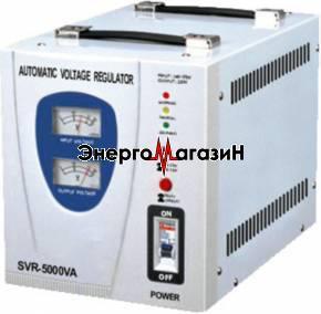 Luxeon SVR-10000 серво сервоприводный однофазный стабилизатор напряжения