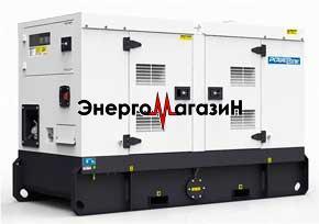 Дизель-генератор POWER LINK WPS200S двигатель Perkins
