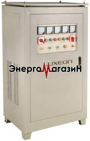 Luxeon A3S-100000 сервоприводный трехфазный стабилизатор напряжения