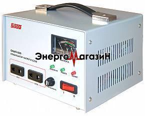 Элим СНАП-500 (для газовых котлов), сервоприводный стабилизатор напряжения