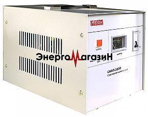 Элим СНАП-3000, однофазный сервоприводный стабилизатор напряжения