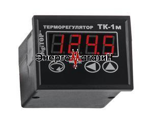 Терморегулятор ТК-1м (одноканальный)