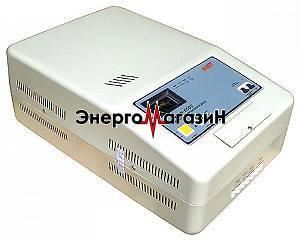 Элим СНАН-5000, однофазный сервоприводный стабилизатор напряжения