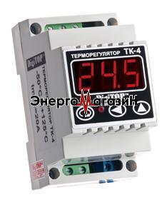 Терморегулятор ТК-4н (одноканальный)