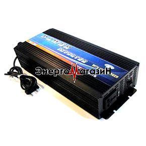 Инвертор Universal Power UNIP-1500MС (с зарядным устройством)