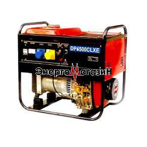 Дизель-генератор GlenDale DP6500-CLX/3