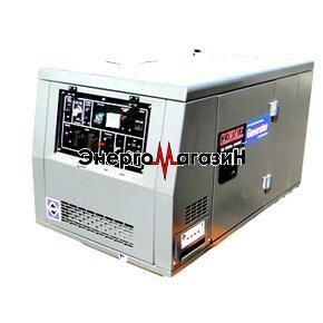 Дизель-генератор GlenDale DP15000SLЕ/1(автозапуск)