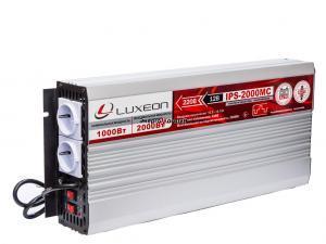Luxeon IPS-6000МС Инвертор 24 220 (с зарядным устройством)